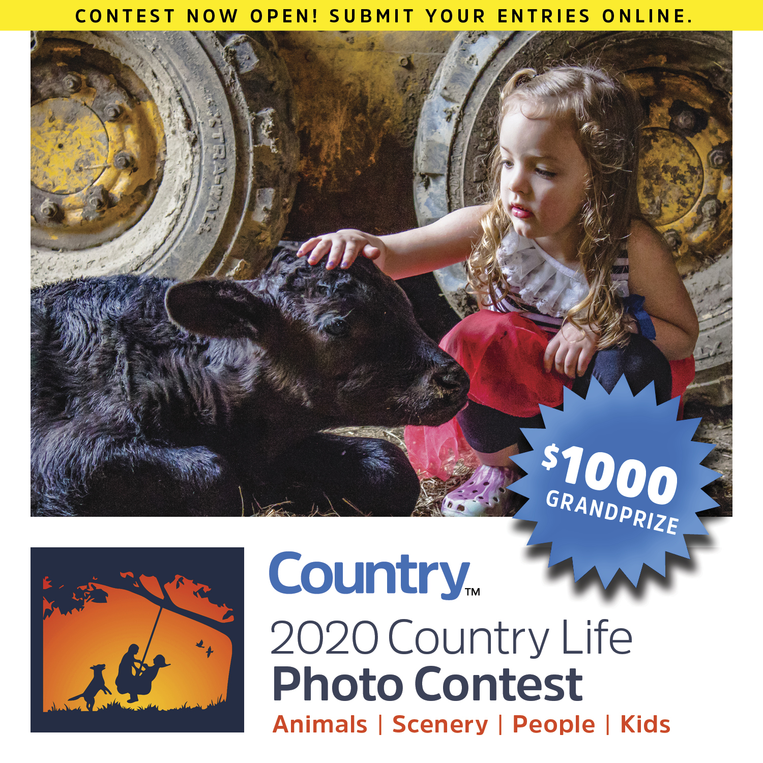 Country Life Photo Contest